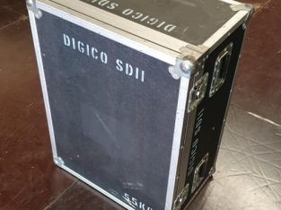 Digico SD11 Road case